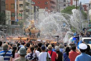 深川八幡祭りの写真素材 [FYI02675514]