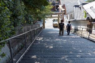 阿智神社の写真素材 [FYI02675548]