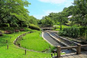 木曽三川公園センターの写真素材 [FYI02675562]