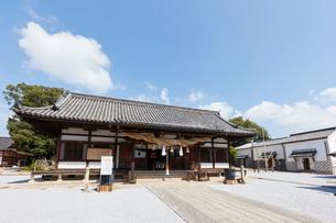 阿智神社の写真素材 [FYI02675632]