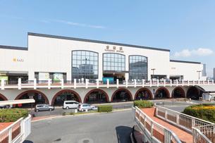 倉敷駅の写真素材 [FYI02675651]