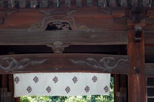 阿智神社の写真素材 [FYI02675766]