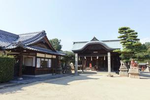 祇園神社の写真素材 [FYI02675815]