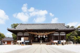 阿智神社の写真素材 [FYI02675914]