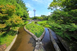 木曽三川公園センターの写真素材 [FYI02675961]