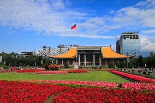 中山公園,国父紀念館の写真素材 [FYI02676101]