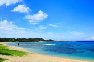 奄美大島 土盛ビーチの写真素材 [FYI02676198]