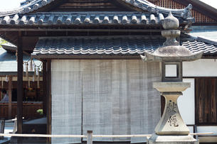 阿智神社の写真素材 [FYI02676215]