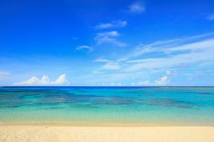奄美大島 土盛ビーチの写真素材 [FYI02676271]
