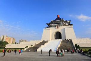 中正紀念堂の写真素材 [FYI02676436]