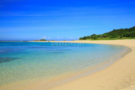 奄美大島 土盛ビーチの写真素材 [FYI02676469]