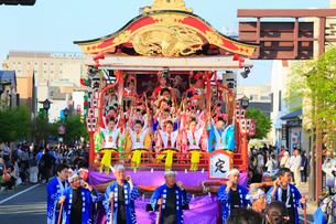 日高火防祭りの写真素材 [FYI02676473]