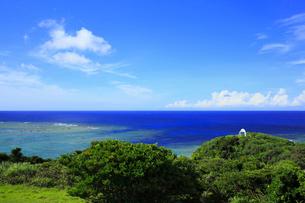 奄美大島 あやまる岬の写真素材 [FYI02676599]
