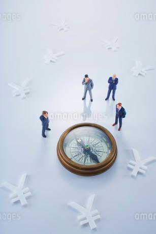 ビジネス経営イメージの写真素材 [FYI02676620]
