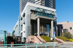 東京都写真美術館の写真素材 [FYI02676700]