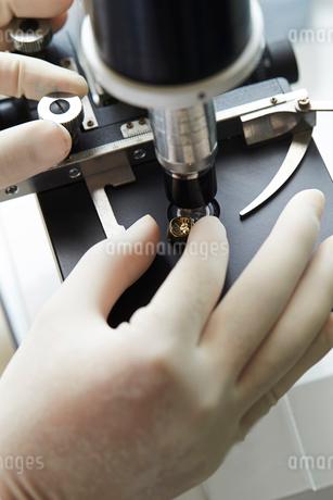 歯科治療の写真素材 [FYI02676999]