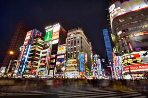 歌舞伎町の写真素材 [FYI02677082]