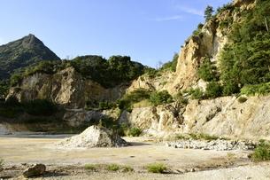 有田焼泉山磁石場の写真素材 [FYI02677120]