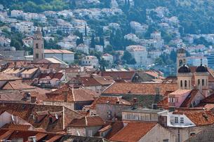 ドゥブロヴニク旧市街の写真素材 [FYI02677267]
