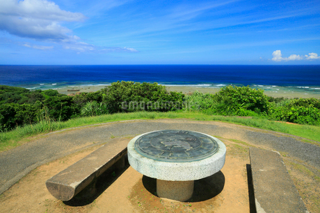 奄美大島 あやまる岬の写真素材 [FYI02677276]