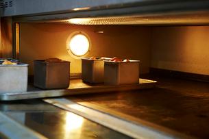 パン焼きオーブンの写真素材 [FYI02677476]