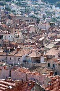 ドゥブロヴニク旧市街の写真素材 [FYI02677555]