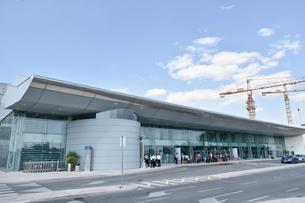 ドゥブロヴニク空港の写真素材 [FYI02677915]