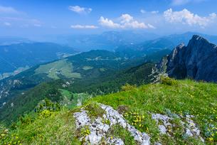 シャフベルク山の写真素材 [FYI02678048]