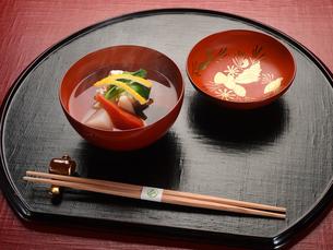 和食 煮物椀の写真素材 [FYI02678212]