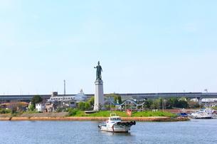 堺旧港の写真素材 [FYI02678260]