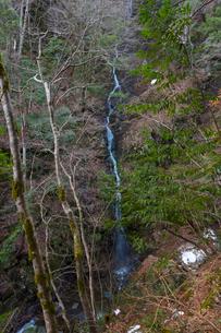 天滝公園の糸滝の写真素材 [FYI02678407]