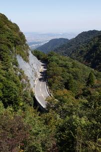 鈴鹿スカイライン(三重県側)の写真素材 [FYI02678422]