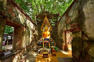 ワット・サン・カラ・タイの写真素材 [FYI02678462]