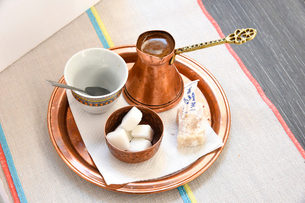 ボスニアンコーヒーの写真素材 [FYI02678482]
