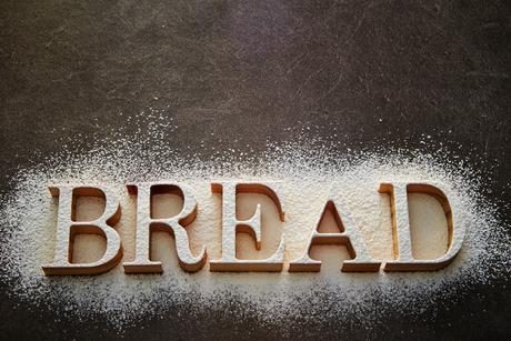 BREADの文字の写真素材 [FYI02678932]