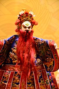 台湾伝統人形劇の写真素材 [FYI02679589]