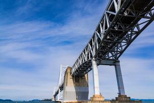 瀬戸大橋の写真素材 [FYI02680043]
