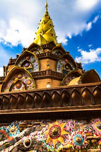 タイ ワット・プラタート・ソーンケーオの写真素材 [FYI02680142]