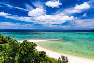 村民の浜の写真素材 [FYI02680263]