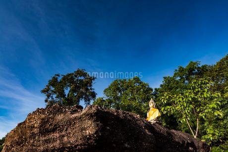 タイ王国 プープラバート歴史公園の写真素材 [FYI02680282]