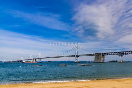 瀬戸大橋の写真素材 [FYI02680311]
