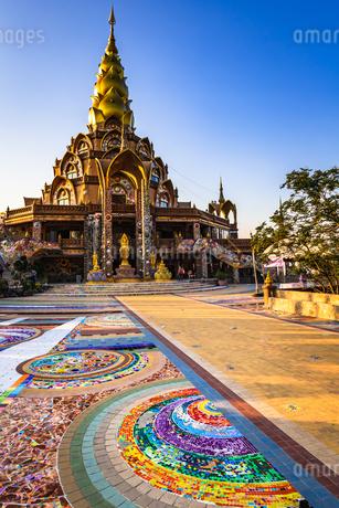 タイ ワット・プラタート・ソーンケーオの写真素材 [FYI02680357]