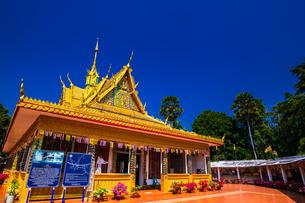 タイ チェンライ ワット・チョムサックの写真素材 [FYI02680532]