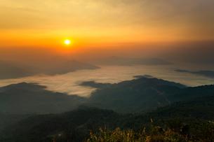 タイ チェンライ ドーイパタンの写真素材 [FYI02680621]