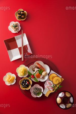おせち料理の写真素材 [FYI02680674]