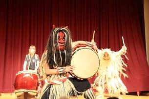 五風なまはげ太鼓ライブの写真素材 [FYI02680770]
