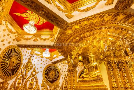 Wat Maruk Khanakhon, Nakhon Panom, Thailandの写真素材 [FYI02680799]