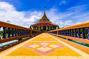 Wat Pho Chai Si, Thailandの写真素材 [FYI02680959]