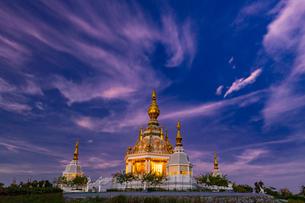 タイ  ワット・トゥンセッティの写真素材 [FYI02680979]