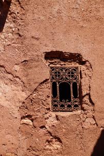 モロッコ アイトベンハッドウ 世界遺産の写真素材 [FYI02680983]